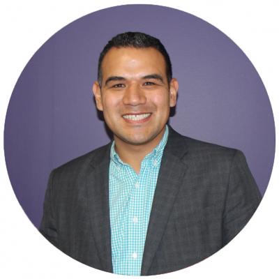 Danny DeLaRosa, Market President at Vibrant Credit Union