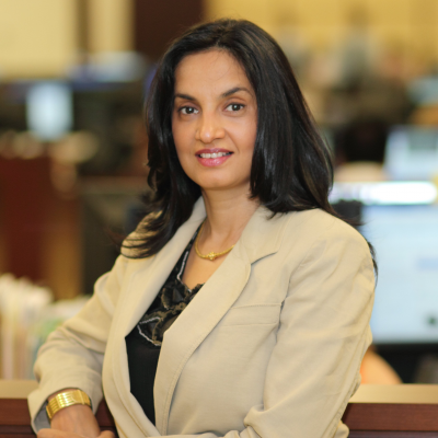 Supurna VedBrat, Global Head, Trading at BlackRock