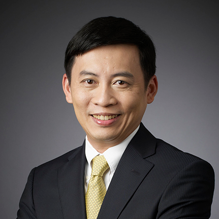 Mr Jeffrey Goh
