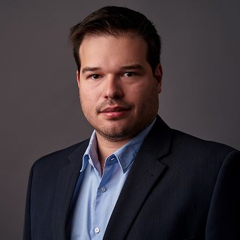 David Salamon, CEO and Co-founder at Cloudstorm