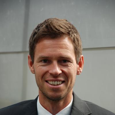 Daniel Infanger, Managing Director at Conrad Electronics International