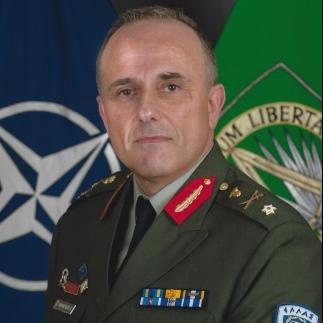 Brigadier General Christos Athanasiadis, Commander at Greek Army Signal Training Centre