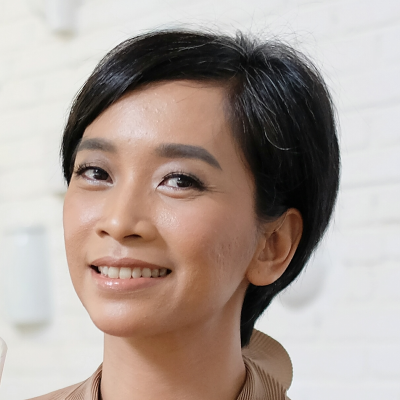 Amalla Vesta Widaranti, Head of Marketing & Partnership at Citilink Indonesia