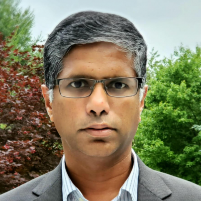 Paulraj Rathinasamy, Global CTO at Ducont Systems