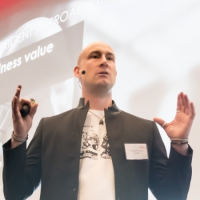 Tim Daniel Hansen, Managing Director & Co Founder at Droids Agency