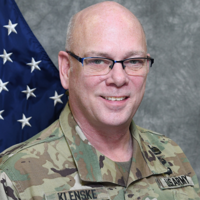 Colonel Tim Klenski