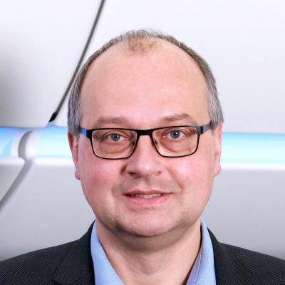 Hans-Gerhard Giesa, Senior Expert Human Factors - Cabin & Cargo at Airbus