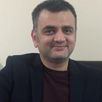Imran Khan, Head of eCommerce at Woodhouse Clothing