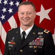Lieutenant General Raymond Palumbo, Former Director for Defense Intelligence - Warfighter Support at U.S. Department of Defense