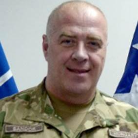 Brigadier General Zsolt Sándor