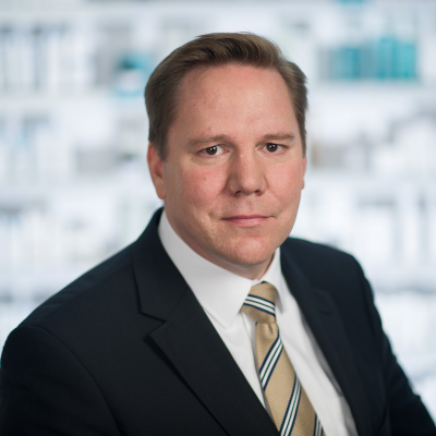 Jens Levringhaus, Executive Vice President & Head of Product Value Management at Fresenius Medical Care