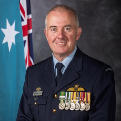 Wing Commander Neville O'Donnell