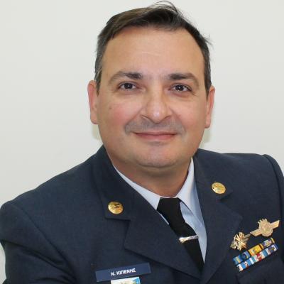 Lieutenant Colonel Nikolaos Kipenis