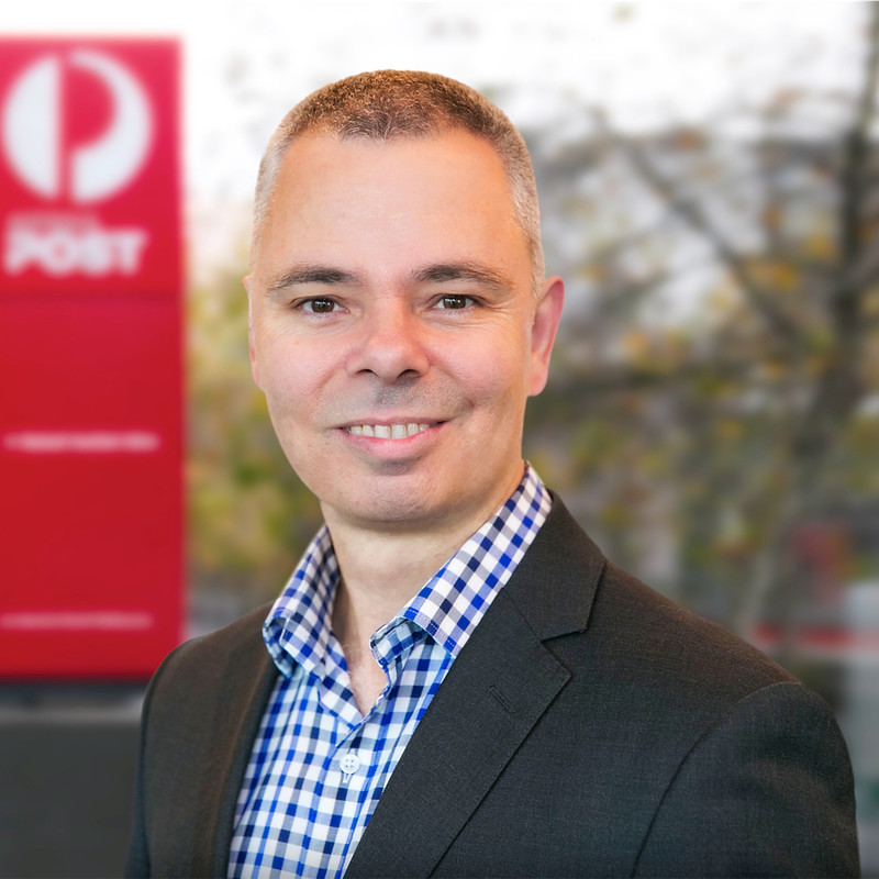 Steven Morris, Head of Accounting Services at Australia Post