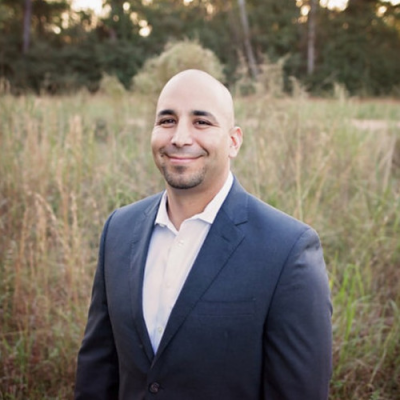 Eric Rivas, Director of Service at Cattron Global