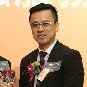 Mr Raymond Chan, Managing Director, 9F International Business Company at Jiufu Financial Information Service Limited