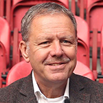 Henk Van Raan, Chief Innovation Officer at Johan Cruijff ArenA