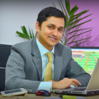 Mynool Hossain, Vice President, Customer Experience at Robi Axiata