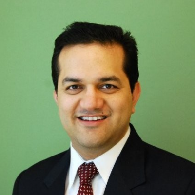 Amit Sood, Vice President & Head of Decision Sciences at Fidelity Investments