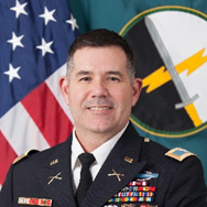 Colonel Brian Mellen, Commander, 1st Information Operations Command at U.S. Army