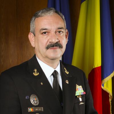 Vice Admiral Alexandru Mîrşu PhD