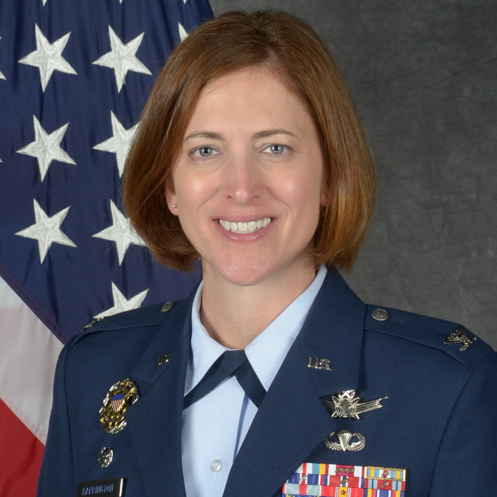 Col. Cathy Barrington