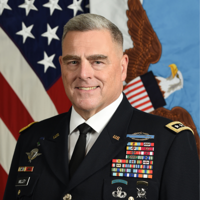 General Mark A. Milley
