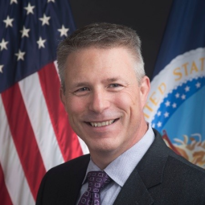 Chad Sheridan, Chief, Service Delivery and Operations at U.S. Department of Agriculture