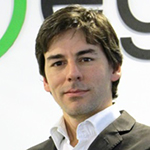 Diogo Taddei, Project Director at Egis