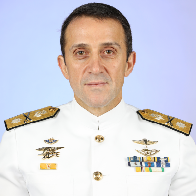 Commodore Stelios Kostalas