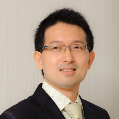 Sutowo Wong, Director, Analytics & Information Management Division at Ministry of Health