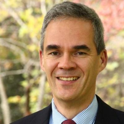 Christof Fahr, VP & Program Lead at Siemens