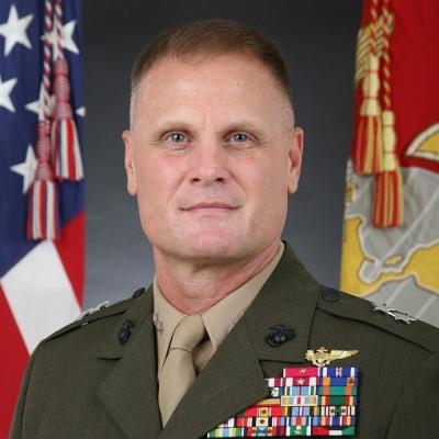 Lieutenant General Steven Rudder