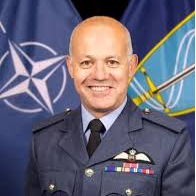 Air Marshal (Ret'd) Stuart Evans, Deputy Commander at NATO Allied Air Command (2016-2019)