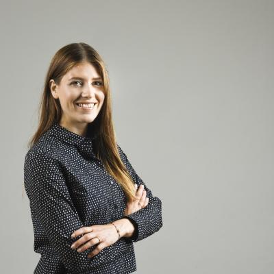 Magdalena Krön, Global Head of Rise at Barclays