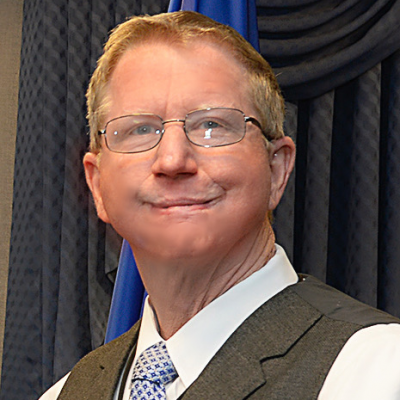 Joe Crady, Chief of Training for Improvement and Innovation at US Air Force