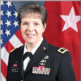 Brigadier General Nicole Balliet
