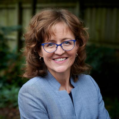 Lynette Larkins, MBA, PMP, CISM