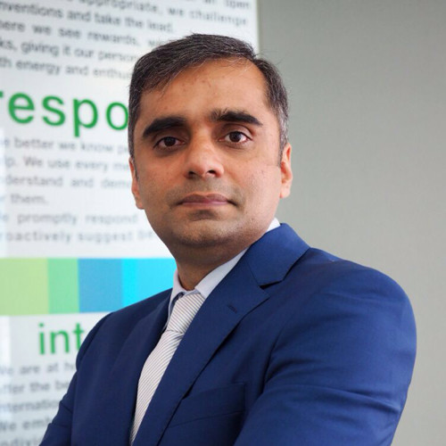 Nauman Bashir, Head of Digital for Retail Banking at Standard Chartered Singapore