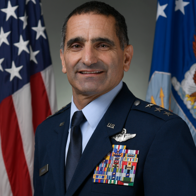 Lieutenant General David Nahom, Deputy Chief of Staff for Plans and Programs at US Air Force