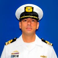 Lieutenant Commander Manuel Alejandro Ariza Zuluaga