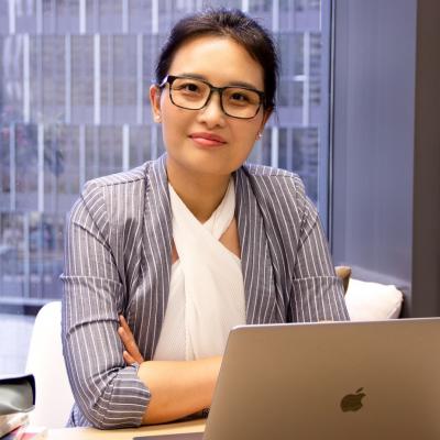 Sunny Jiang, CEO at EyeBuyDirect