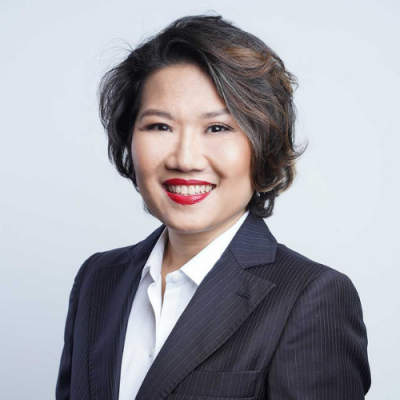 Monika Rudijono, Chief Marketing Officer at Lazada Indonesia