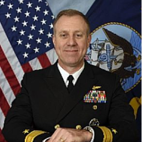 Rear Admiral George Wikoff