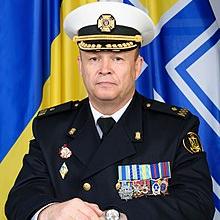 Lieutenant General Vasyl Chernenko, Commander Southern Air Command at Ukrainian Air Force