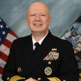 Rear Admiral Jeffrey Harley