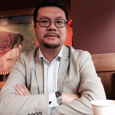 Scott Ho, VP of APAC at Lucidworks