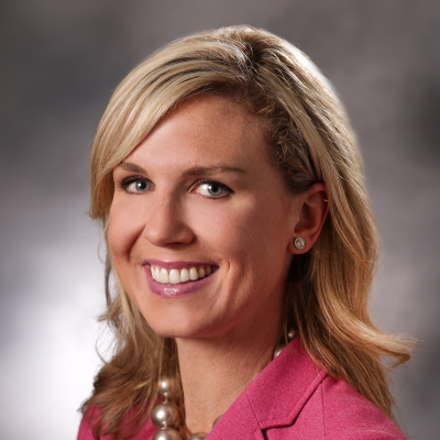 Nicole McConnell, SVP, HR at Spectrum Health System