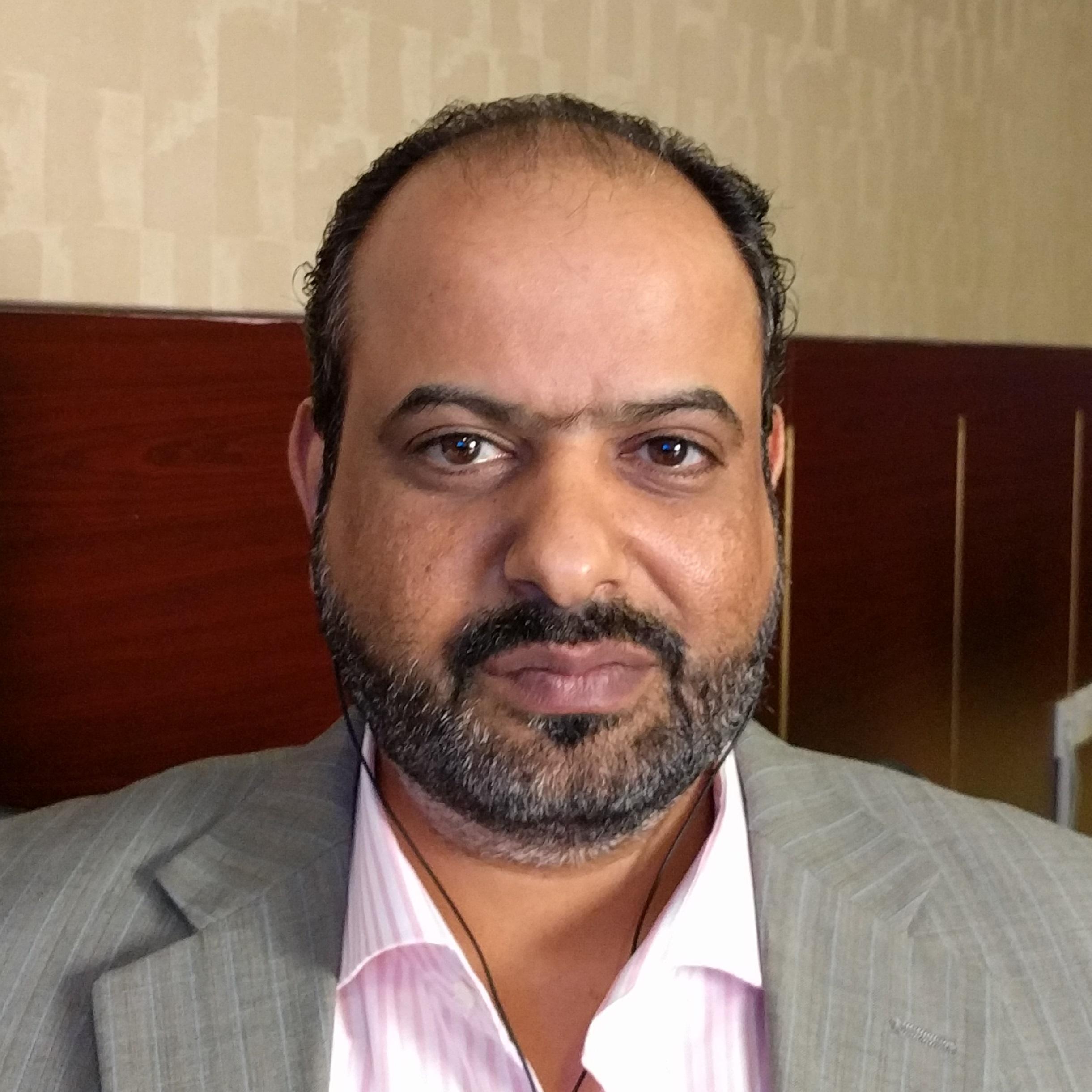 Mohammad Al - Rasheedi