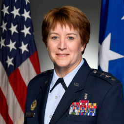Lt Gen Dorothy Hogg Hogg, Surgeon General at US Air Force